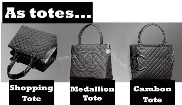 Chanel totes