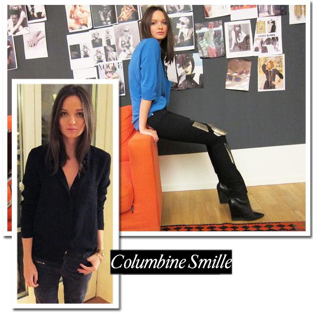 Columbine Smille