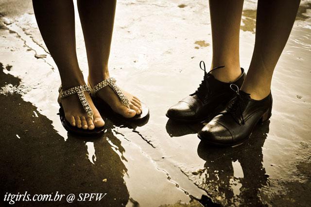 Sapatos SPFW