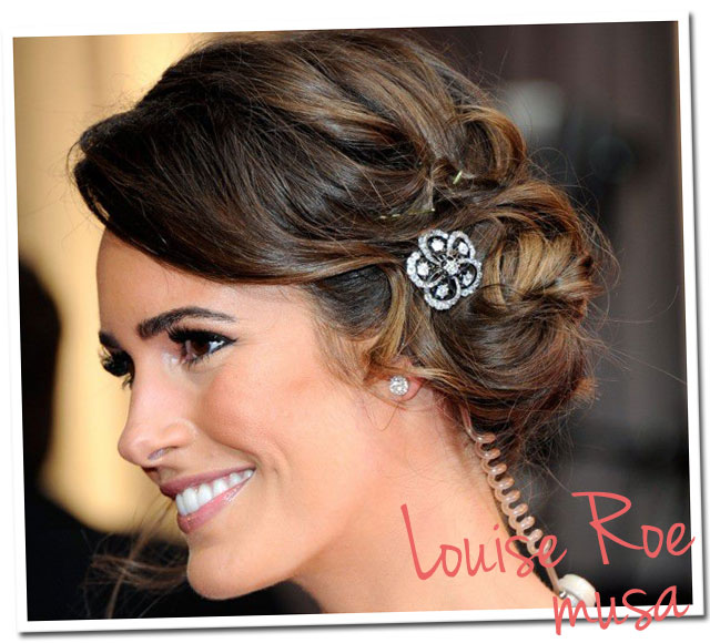 Louise Roe no Oscar 2012