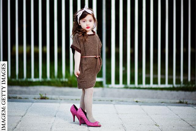 Pequena fashionista