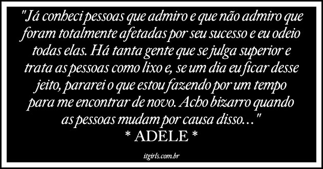 Frase Adele