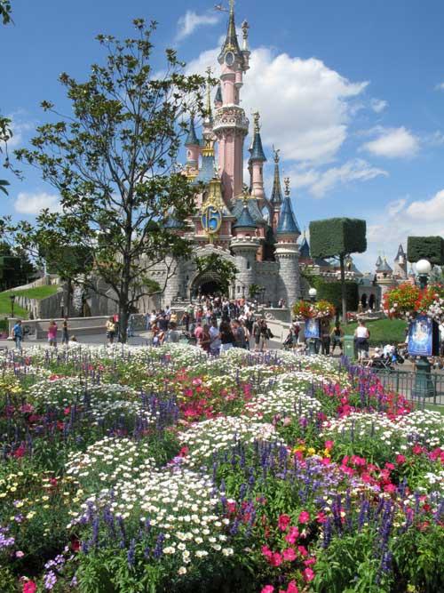 castelo Disney