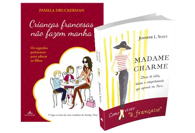 livros sobre francesas