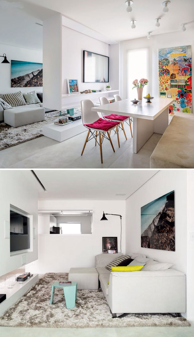 décor minimalista