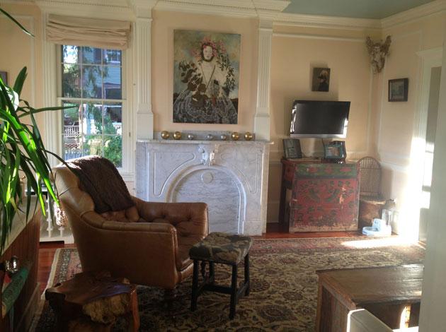 Casa Liz Gilbert
