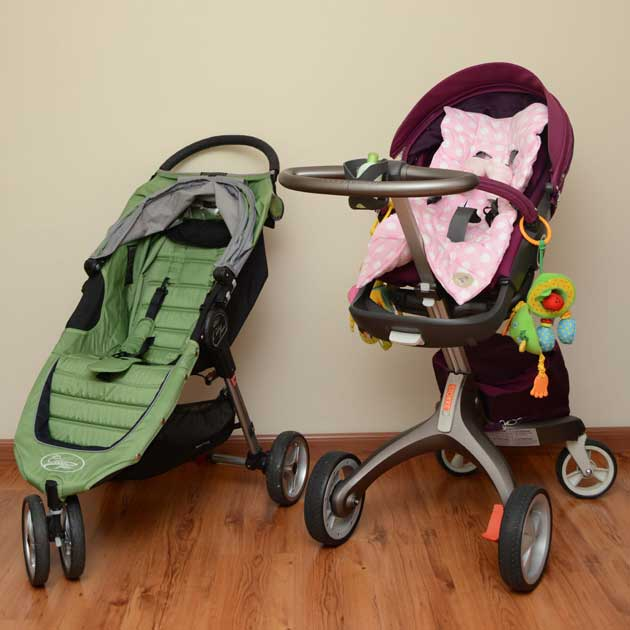 Stokke Xplory e Mini City