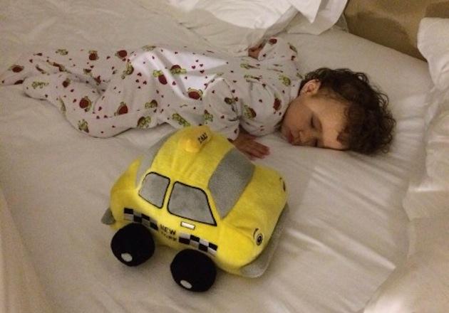 Taxi FAO Shwarz