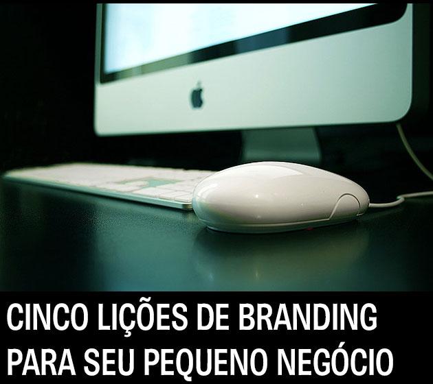 branding para pequenos negócios