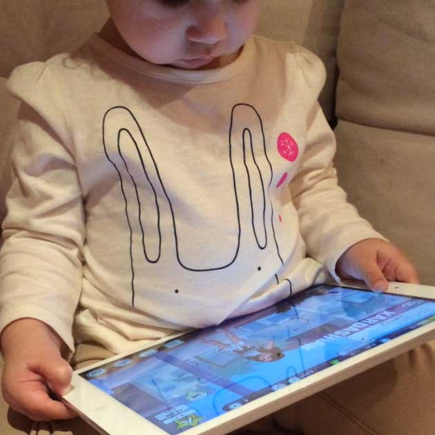 MH iPad