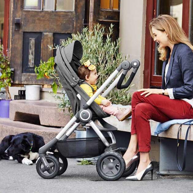 Carrinho de Bebe Stokke Scoot Carrinho de Bebê Stokke Scoot