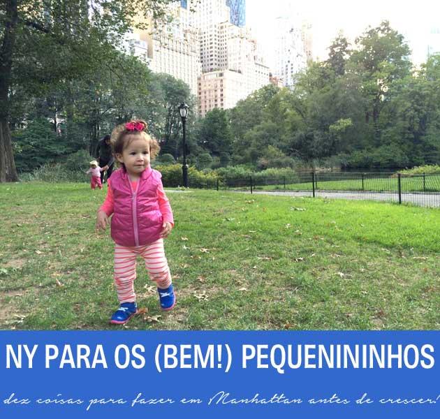 NY para crianças