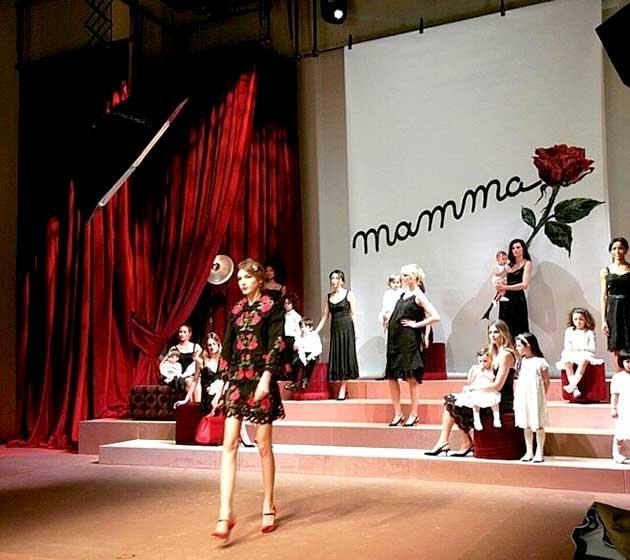 abertura Dolce & Gabbana