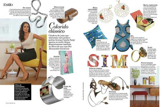 matéria Vogue por Ale Garattoni
