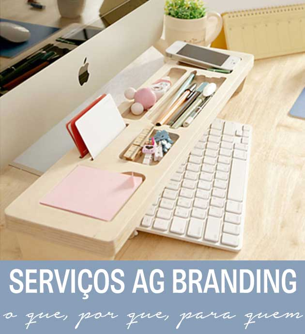 serviços AG Branding