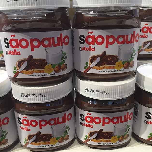Nutella SP Eataly