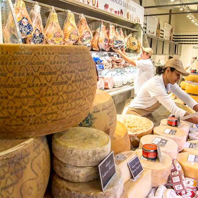 Eataly SP | queijaria