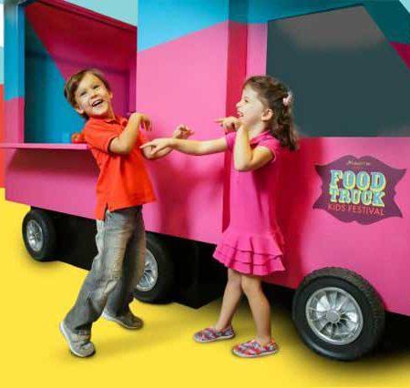 Food Trucks Kids