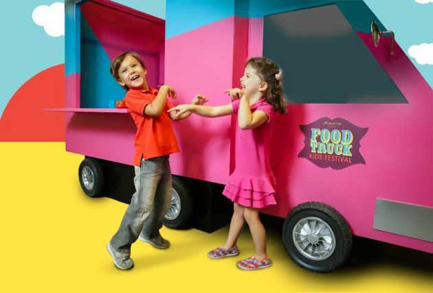 Food Trucks Kids