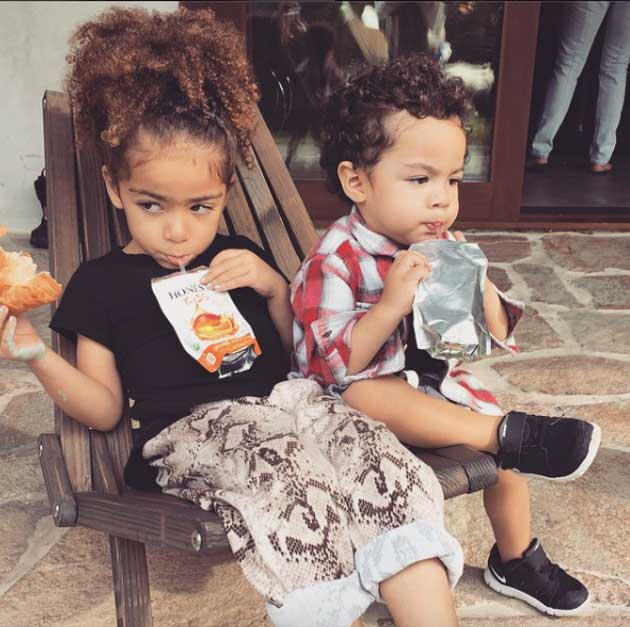filhos Monica Rose