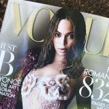 Vogue Beyoncé september 2015
