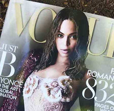 Vogue Beyoncé september 2015