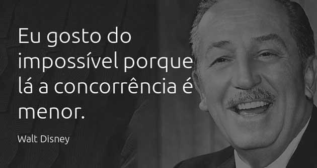 frase Walt Disney