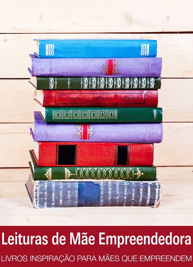 livros empreendedoras