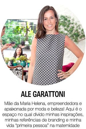 Sobre Ale Garattoni