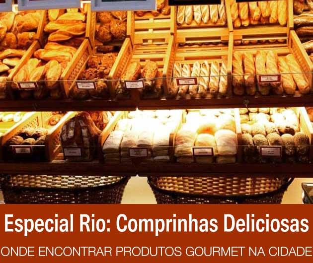 compras no Rio