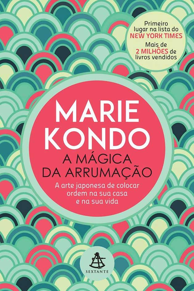 livro Marie Kondo