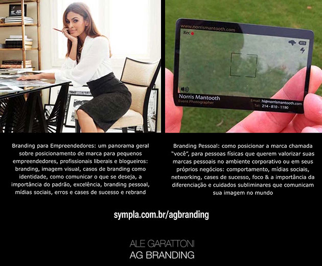 workshops ag branding