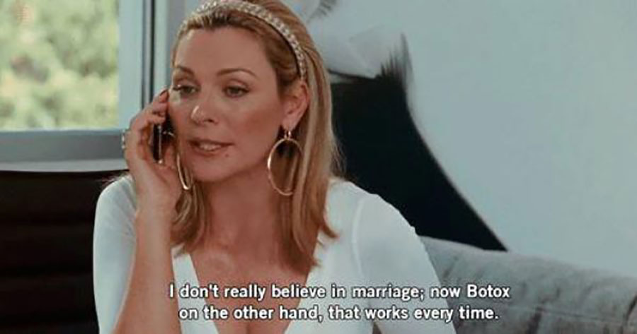 samantha jones botox