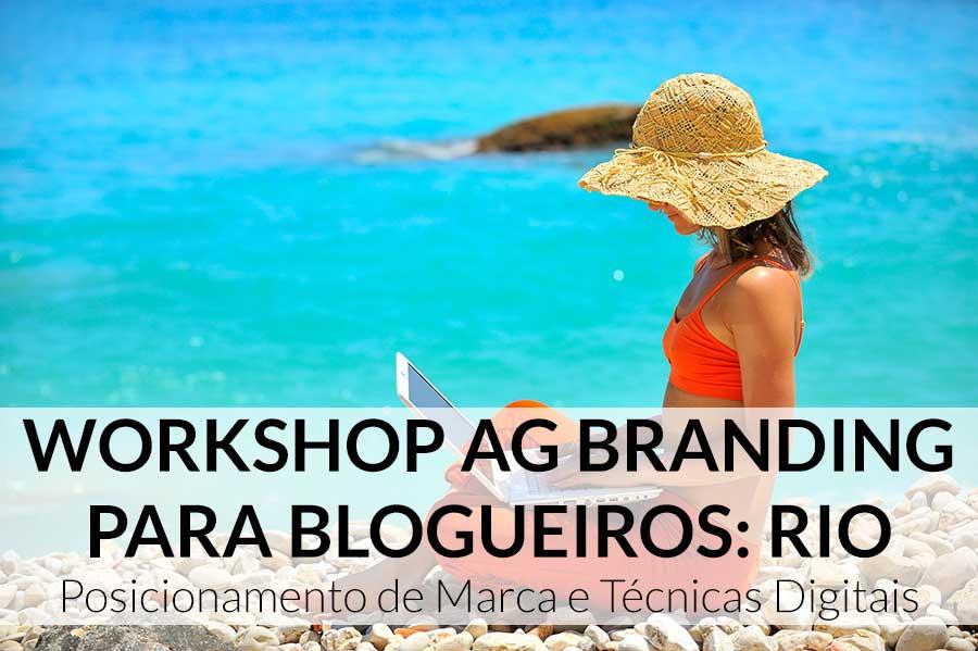 AG Branding para Blogueiros RIO