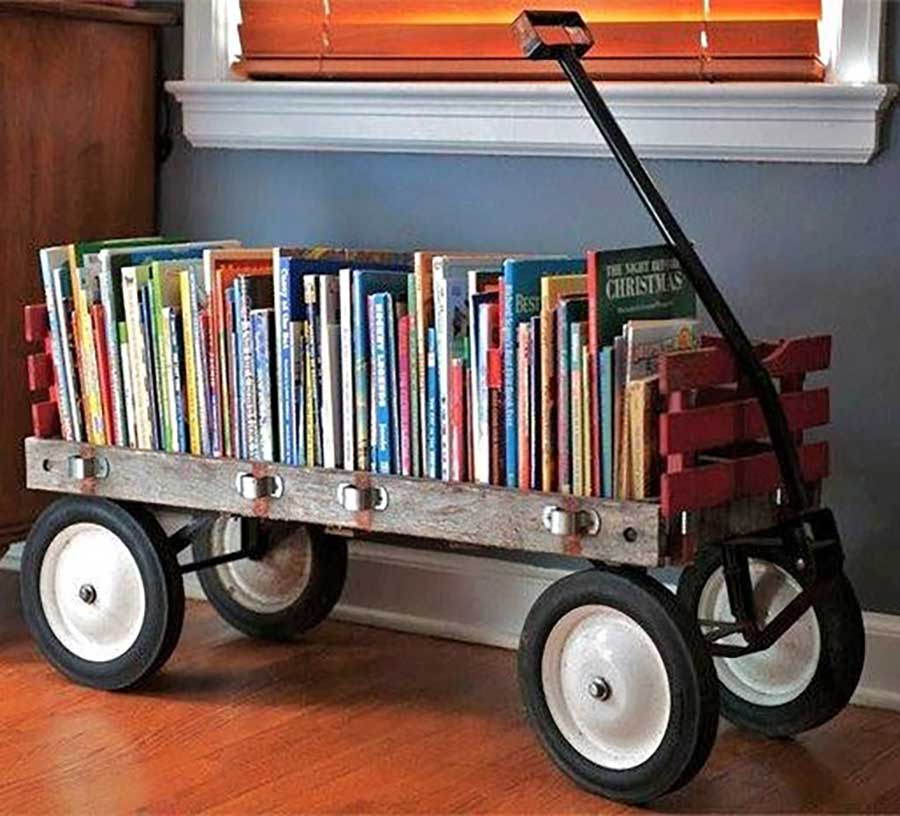 livros para as crianças