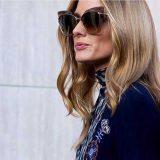 Olivia Palermo óculos escuros Dita