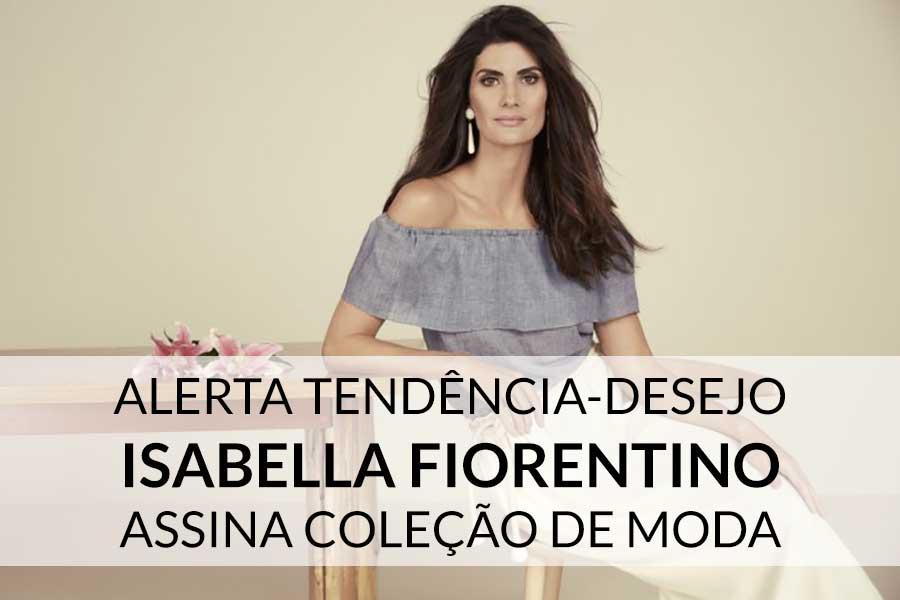 Isabella Fiorentino para Madeleine