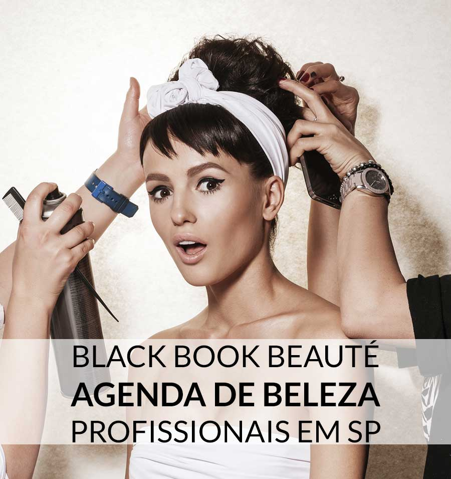 agenda de profissionais de beleza