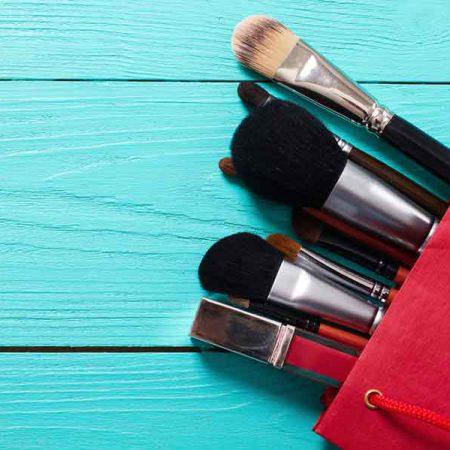 rotina de maquiagem