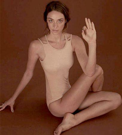 meninas do yoga