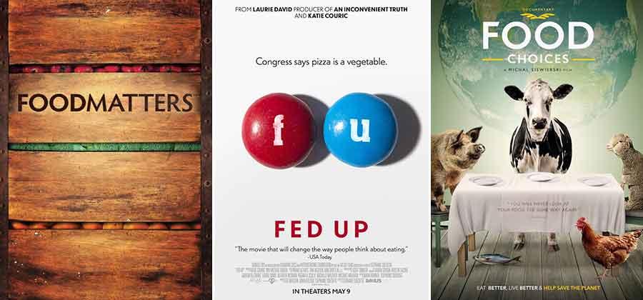 documentários sobre alimentação