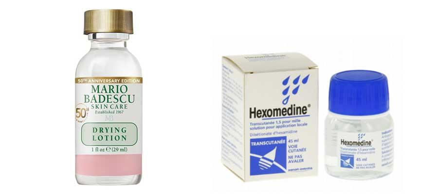 produtos anti acne