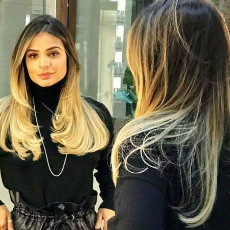 Thassia Naves cabelo