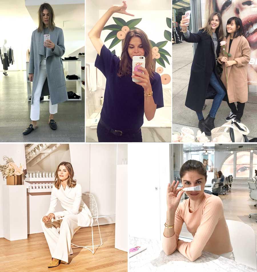 instagram Emily Weiss