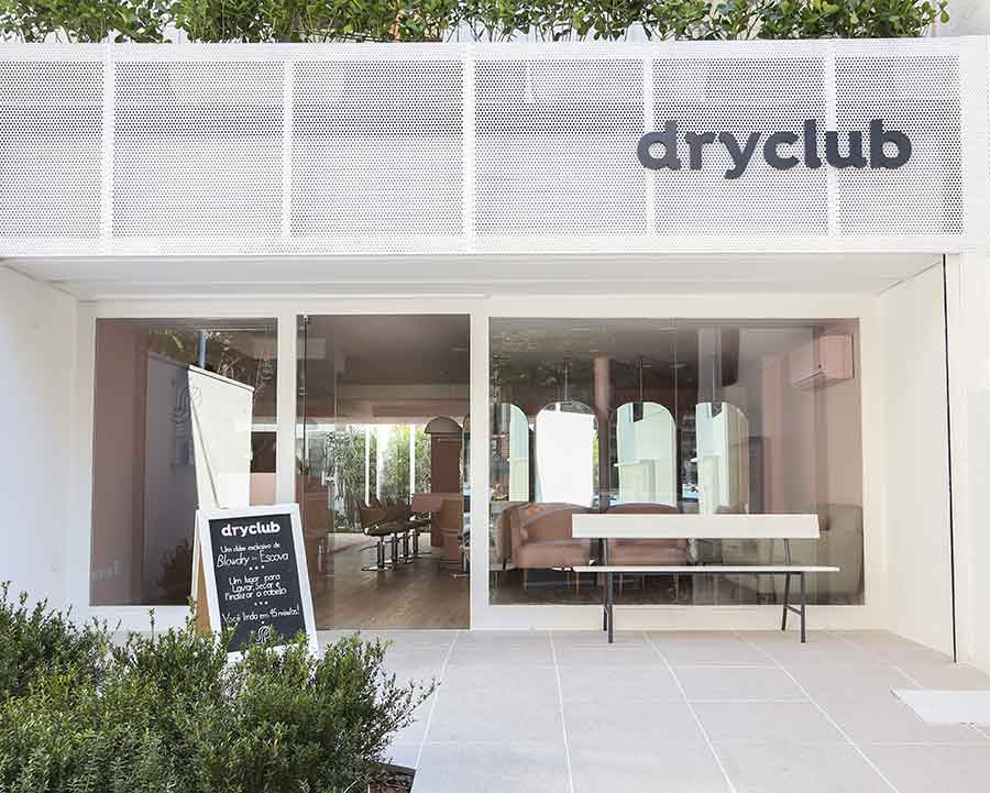 entrada Dry Club SP