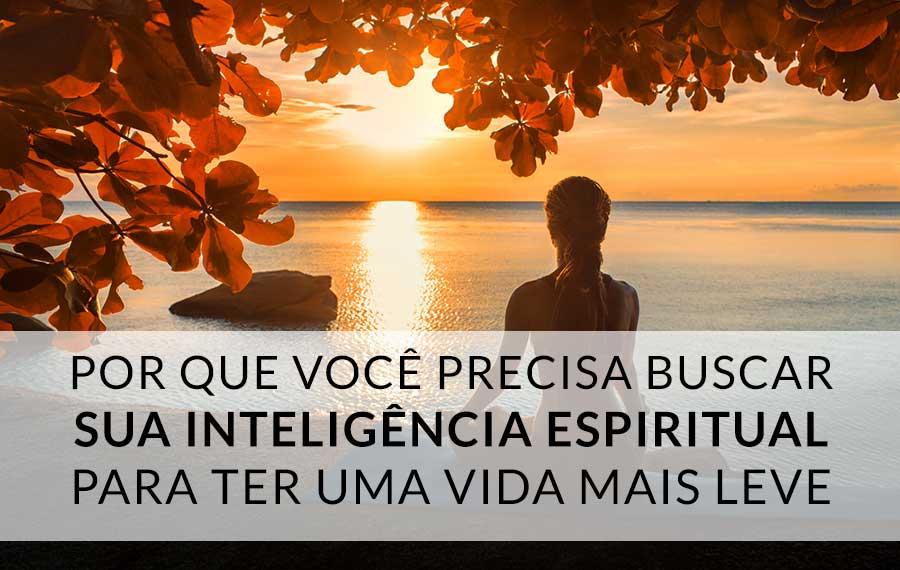 vida leve inteligência espiritual